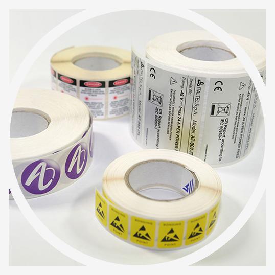 Etichettatura e identificazione