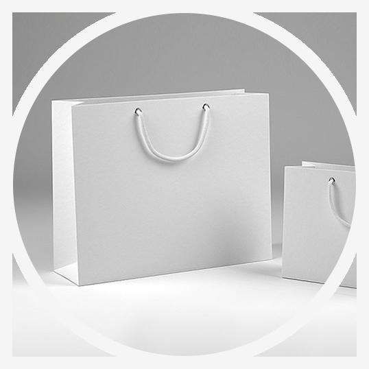 Imballaggio alimentare, farmaceutico, moda & lusso, industriale
